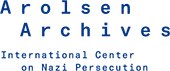 Logo Arolsen Archives International Center on Nazi Persecution